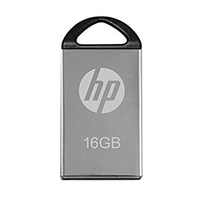 HP v221w Metal 16GB USB 2.0 Flash Drive - P-FD16GHP221-GE