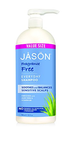 Jason Fragrance Free Shampoo, 32 Fluid Ounce (Unscented Shampoo And Conditioner compare prices)