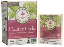 Traditonal Medicinals Healthy Cycle Formerly Female Toner Tea