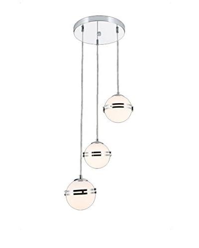 Minimal Lights Lámpara De Suspensión Saturn Blanco
