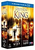 echange, troc Stephen King - Coffret - The Mist + Chambre 1408 [Blu-ray]