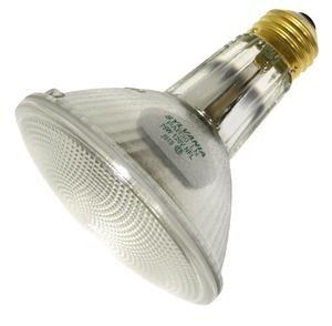Sylvania 14769 Capsylite Par30 75 Watt 120 V Narrow Flood Beam Long Neck Tungsten Halogen Reflector Bulb
