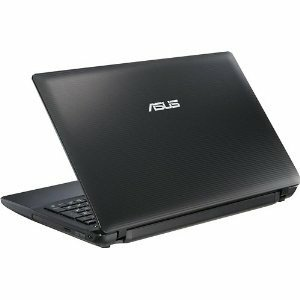 Asus X54C-BBK7 laptop PC, Intel B960 2.2GHz, 15.6 HD Ostentation, 4GB Memory, 320GB HDD, Intel Graphics, DVD Burner, WiFi, Windows 7 Peaceful Premium