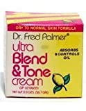Dr. Fred Summit Ultra Blend & Tone Cream Dry To Normal Skin 2 Oz.