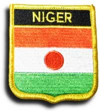 Niger Shield Patch