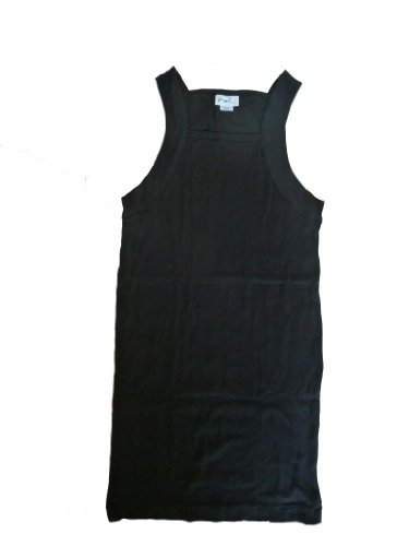 2(X)ist Men's Luxe Square Cut Tank Top S Black