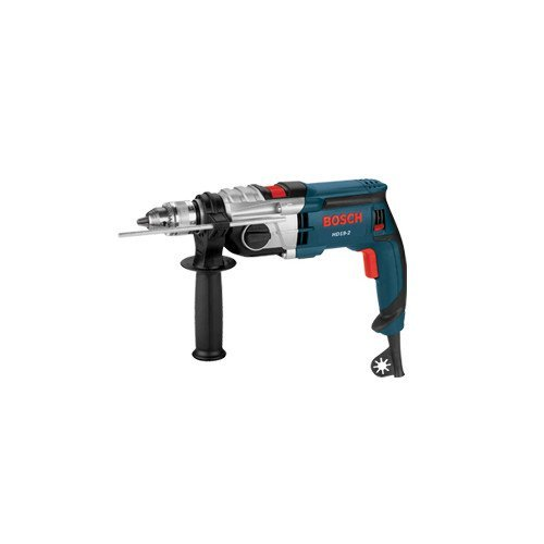 Factory Reconditioned Bosch HD19-2B-RT 8.5 Amp 1/2 in. 2-Speed Hammer Drill (Bosch 12v Hammer Drill Combo compare prices)