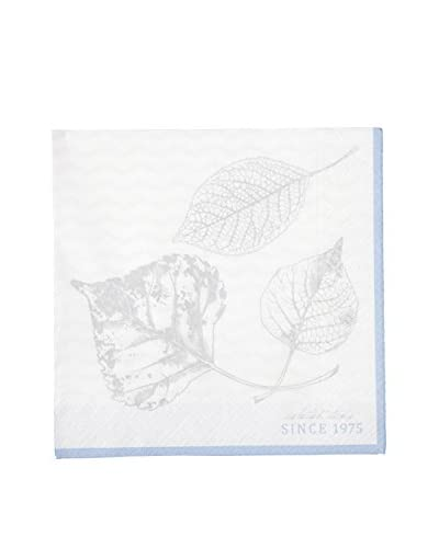 Lene Bjerre Bea Ice Light & Silver Dinner Napkins As You See