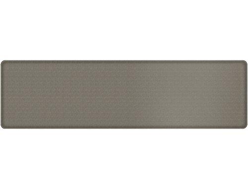 GelPro Linen Kitchen Mat, 20 by 72-Inch, Granite Grey