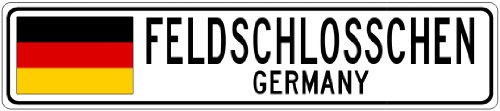 feldschlosschen-germany-germany-flag-city-sign-9x36-quality-aluminum-sign