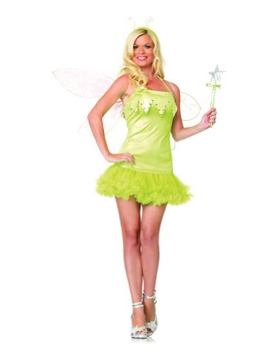 Pixie Size Xs Adult Womens Costume
