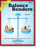 Quality value Balance Benders Gr 6-12 By Critical Thinking Press