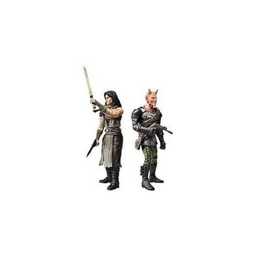 Star Wars 3.75 Expanded Universe Qvoss vs Vgrahrk als Weihnachtsgeschenk