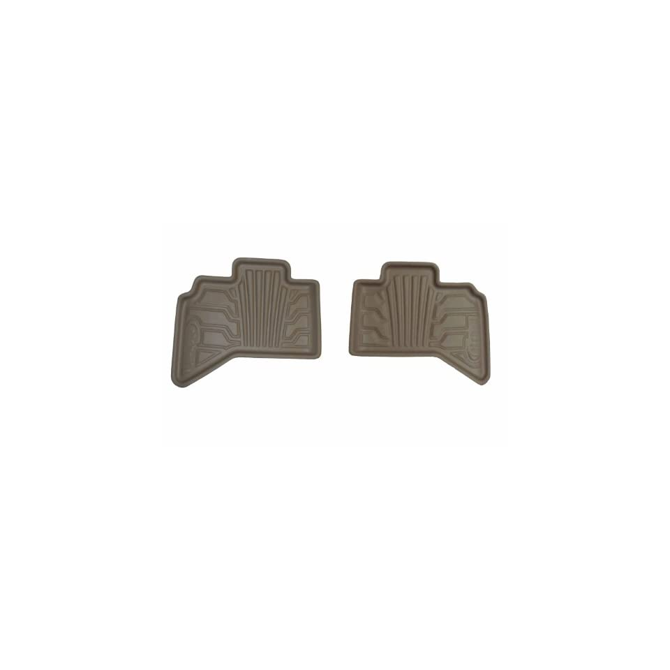 2010 Passenger /& Rear Floor GGBAILEY D4540A-S1A-CH-BR Custom Fit Car Mats for 2008 2011 Toyota Sequoia Brown Driver 2009