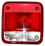 TYC 11-5295-01 Chevrolet/GMC Passenger Side Replacement Tail Light Assembly