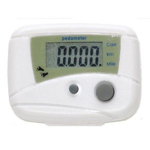 Cheap Electronic Pedometer / Step Counter / Calorie Counter (40000996@@4)