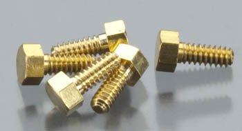 """00-90 1/8"""" Hex Head Machine Screw (5)"""