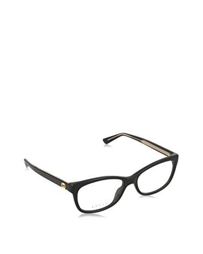 Gucci Montura GG 3822 Y6C (52 mm) Negro