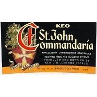 Keo - Keo St John Commandaria - Cyprus - 14%