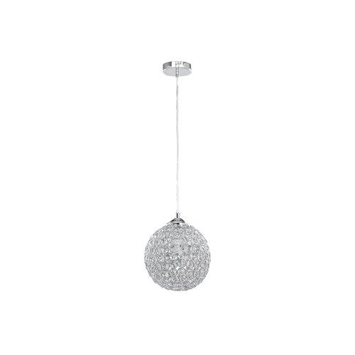 Spot-Light Pendelleuchte Imperia Deckenleuchte, 1-flammig, chrom / kristall SP-8220128