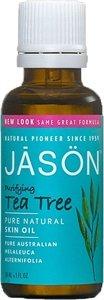 Jason Natural Products - Purifying Tea Tree 100% Organic Oil - 1 Oz.