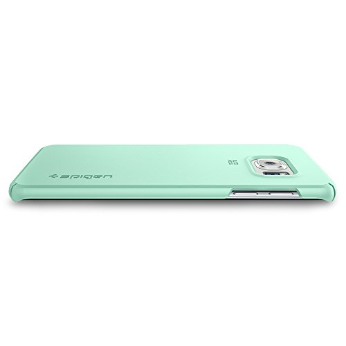 Spigen-Thin-Fit-Galaxy-S6-Edge-Plus-Case-with-Premium-Matte-Finish-Coating-for-Galaxy-S6-Edge-Plus-2015-Mint