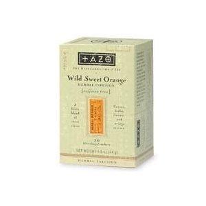 Tazo Wild Sweet Orange Tea 24ct Box from Tazo