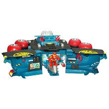 Marvel Super Hero Squad Headquarters (Super Hero Squad Helicarrier compare prices)