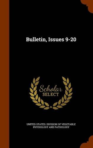 Bulletin, Issues 9-20
