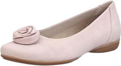 Gabor Shoes Comfort 4262939, Damen Ballerinas, Rosa (antikrosa), EU 35 (UK 2.5)