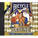 Bicycle Deluxe Family Fun Card Games (Jewel Case)