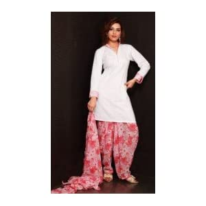 Shree Casual Wear Suits KCW-1595 | Shree | White | XXL