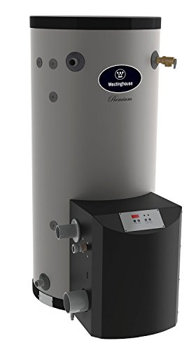 Westinghouse 119 Gallon, 160K Btu High Efficiency Gas Fired Water Heater - Natural Gas