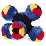 Interpet 4563 Softees Sternball - Plüsch Hundespielzeug, groß