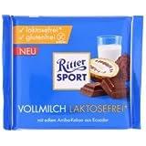 Ritter Sport Vollmilch laktosefrei
