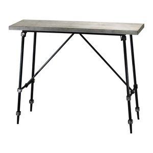 Cheap Cyan Lighting 2445 Doris – 30″ Console Table, Ivory/Black Finish (B008ELW2IK)