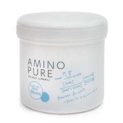 L-グルタミン AMINO PURE (アミノピュア) 250g