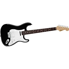 Squier� by Fender� Stratocaster� Guitar and Controller for Rock Band 3
