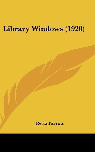 Library Windows (1920)