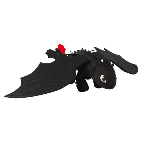 "Dreamworks Dragons: How To Train Your Dragon 2 14"" Plush Toothless front-136699"