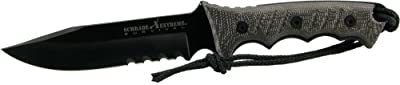 Schrade Extreme SCHF3 Survival Fixed Blade from Schrade