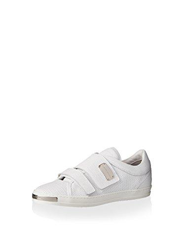 Alessandro dell'Acqua Men's Gibson Double Strap Low Top Sneaker