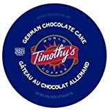 Timothy's World Coffee German Chocolate Cake 96 K-Cups