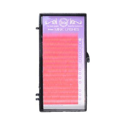 カラーエクステ シート ピンク Cカール 0.20mm サイズMIX