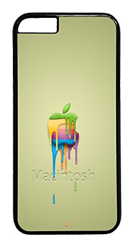 iPhone 6 Case and Cover -Macintosh PC Case Cover For iPhone 6 and iPhone 6 Black