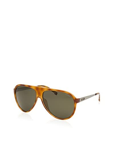Lacoste Men's L693S Sunglasses, Havana/Green