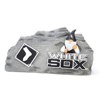 Forever Collectibles Chicago White Sox Gnome Garden Stone