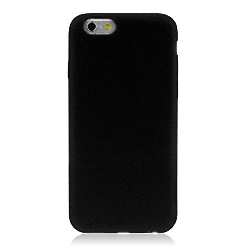 Amison per iPhone 6, Gomma Silicone Colorato Protettivo Morbido Gel Custodia/Cover (B)