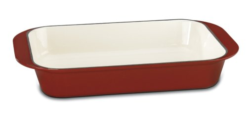 Cuisinart CI1136-24CR Chef's Classic Enameled Cast Iron Lasagna Pan