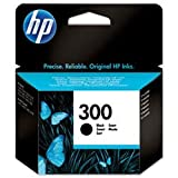 Brand New. Hewlett Packard [HP] No. 300 Inkjet Cartridge Page Life 200pp Black [for Deskjet D2560] Ref CC640EE